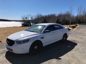 2014 Ford Taurus Police Inteceptor 3.7  305hp AWD