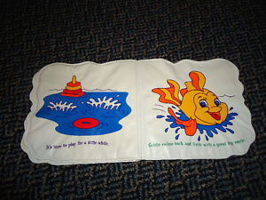 Goldie Goes Swimming (Peek-A-Boo Pets Bath Book) Kingston Kingston Area image 4