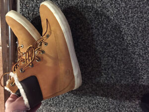 Timberland boots woman 8