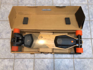 Boosted Board 2nd gen Dual+ (Extended Range)