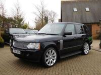 2005 55 Reg Land Rover Range Rover 3.0 Td6 Auto Vogue