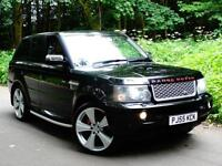 2005 (55) Land Rover Range Rover Sport 2.7TD V6 auto HSE..NICE COLOUR COMBO !!