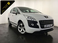 2013 PEUGEOT 3008 ACTIVE E-HDI DIESEL AUTO SERVICE HISTORY FINANCE PX