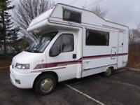 Other Wayfarer Lux 4 berth end kitchen coachbuilt motorhome for sale Ref: 13042