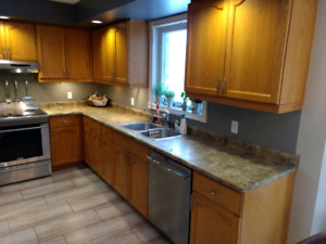 Oak Kitchen Cabinets For Sale. Deal of the Century