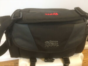 New Canon SLR Gadget Bag For EOS or Rebel Cameras