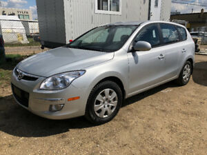 2010 Hyundai Elantra Tauring Wagon 156914 km loaded car