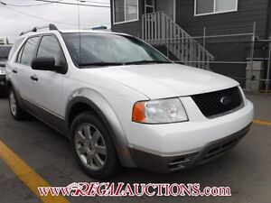 2005 FORD FREESTYLE SE 4D UTILITY AWD SE