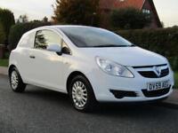 2009 Vauxhall Corsa 1.3 CDTi 16V VAN 2DR TURBO DIESEL ** 94,000 MILES * SERVI...