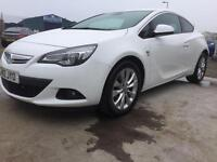 Vauxhall Astra GTC 2.0CDTI ( 165ps ) ( s/s ) 2012MY SRi