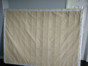 9 inches thick Sealy Queen Box Spring