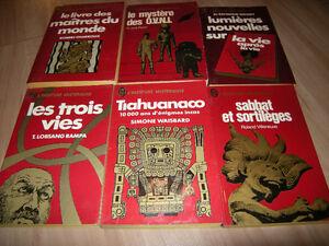 Collection « L'Aventure mystérieuse » (Sciences occultes) West Island Greater Montréal image 1