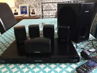 Panasonic 5:1 3D blu-ray home cinema