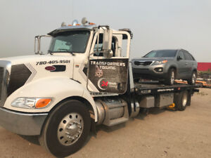 $ 100 flat rate EDMONTON TOWING 24HR emergency service