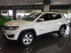 2017 Jeep All-New Compass North