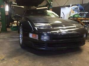 Wrecking Nissan 300ZX Adelaide CBD Adelaide City Preview