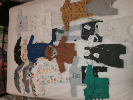 Baby boys upto 1 month bundle