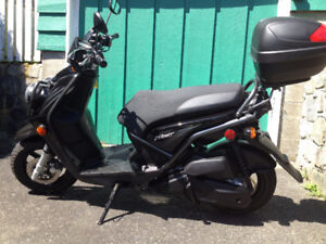 2010 Yamaha BWS 125 Scooter - Vancouver