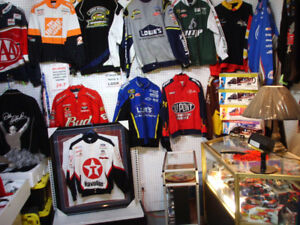 31 New NASCAR Jackets sold as lot $750.00