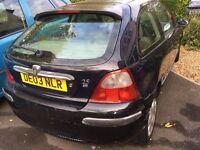 Rover 25 1.1L 2003 03