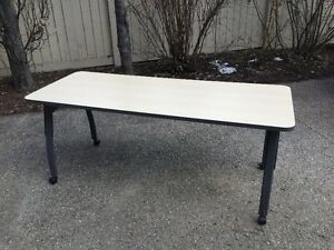 Mobile Table 29x72