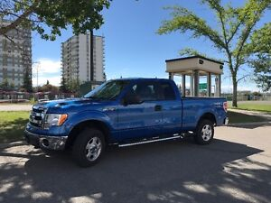 2013 Ford F-150 supercab XLT Pickup Truck