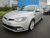 MG/ MGF MG6 1.9DTi-Tech ( 150ps ) ( s/s ) 2013MY GT SE Silver Sat NAVIGATION