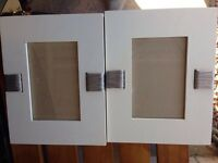 Two matching Picture / Photo Frames