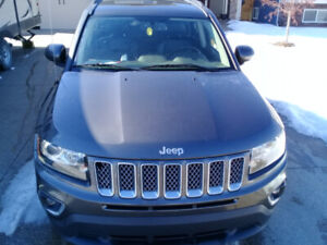 2015 Jeep Compass Limited SUV, Crossover