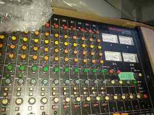 Tascam M224 mixing console