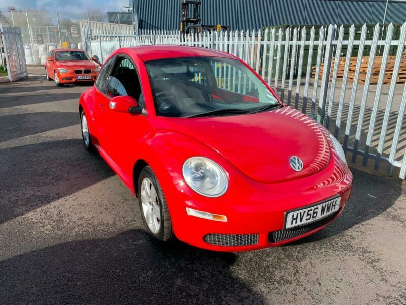 2006 Volkswagen Beetle 1 4 Luna Petrol New Mot 02 20 Finance Available
