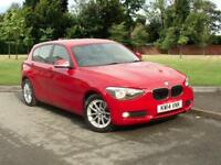 2014 BMW 1 SERIES 116d SE