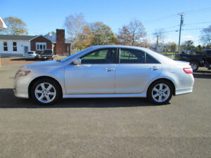 2009 Toyota Camry SE Sedan LOADED TRADE WELCOME