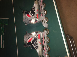 Firefly rollerblades size 10