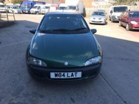 Vauxhall Tigra 1.4 16V COUPE - 2000 W-REG - 5 MONTHS MOT