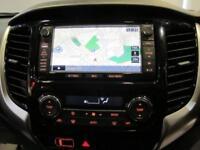 2016 MITSUBISHI L200 Double Cab DI D 178 Warrior 4WD Auto