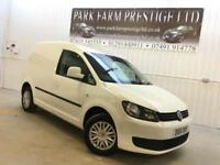 Volkswagen Caddy 1.6TDI C20 Trendline * 1 OWNER * FULL HISTORY * PARK ASSIST