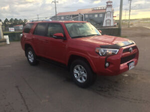 2016 Toyota 4Runner SR5 58,500KM like new!!