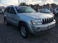 2005 JEEP GRAND CHEROKEE 3.0 CRD Limited Auto DIESEL