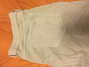 Rag and Bone Baby Blue Pants - Size 32