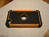 Ballistic Dual Color Hybrid Hard Case for Blackberry Z10
