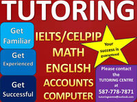 IELTS,CELPIP,ENGLISH,SC.MATH,COMPUTER,ACCOUNTING..YOUR SUCCESS