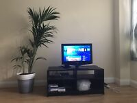 """30"""" TV and Stand"""