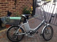 Life Cycle Traveller (folding) Electric Bike