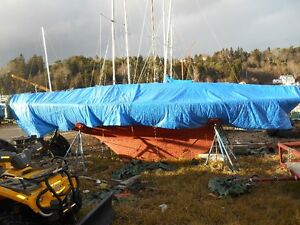 Open Dragon Class Sailboat for Sale