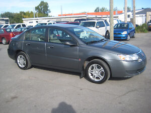 Saturn ION 2005,Automatique,4 Cyl,Air Climatise,Garantie 1995$