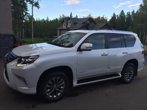 2015 Lexus GX 460 - Ultra Premium Executive package