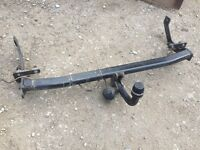 Peugeot 307 SW estate tow bar westfalia
