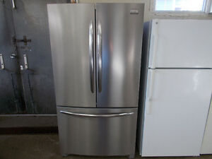 Frigidaire Gallery Stainless french door fridge