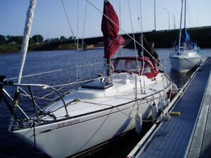Sailboat 26' Northstar 500 - Inboard Atomic 4